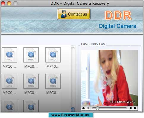 Recover Mac Digital Camera 5.3.1.2 full
